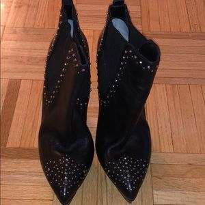 Micheal Kor's studded bootie